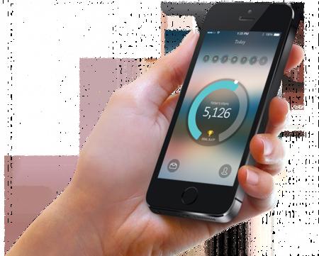 Breeze: la nueva aplicación de RunKeeper para medir nuestros pasos con el iPhone 5S