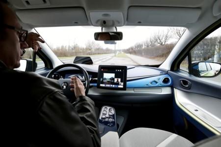 Renault Conduccion Autonoma