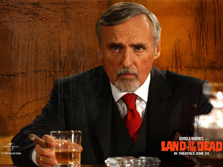 Dennis Hopper In Land Of The Dead Wallpaper 3 800