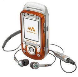 Otro Walkman de Sony Ericsson: el W550i