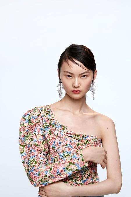 Zara Estampado Floral 15