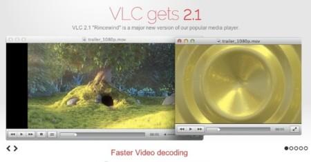 Bienvenidos al 4K: VLC mejora sustancialmente en OS X con su versión 2.1