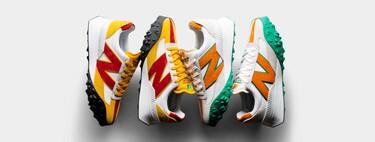 New Balance y Casablanca firman la que será zapatilla más colorida del verano: la nueva XC-72
