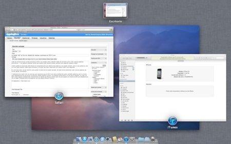 """La tecla """"alt"""", la forma rápida de realizar acciones en OS X Lion"""