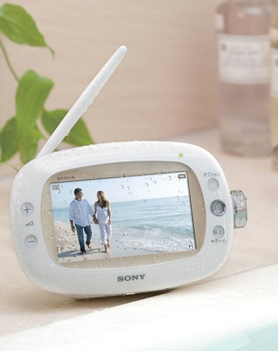 Sony Bravia XDV-W600, mini televisor