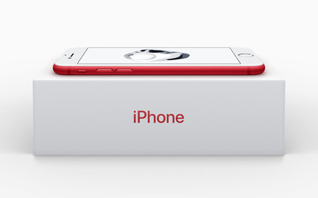 iPhone 7 Product (RED)