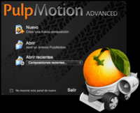 Actualización de PulpMotion Advanced y oferta de PulpMotion