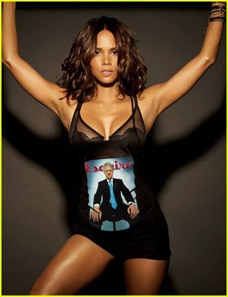 Foto de Halle Berry en la revista Esquire (3/10)