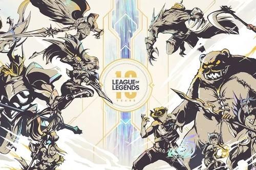League of Legends expande su universo con nuevas versiones y videojuegos. Aquí tienes todos los anuncios por su décimo aniversario