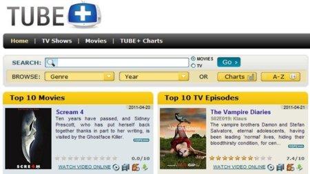 Tube+, la web de P2P, streaming y descargas directas respaldada por The Pirate Bay
