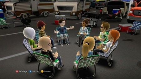 Avatar Kinect es la punta de la expansión de la tecnología Kinect