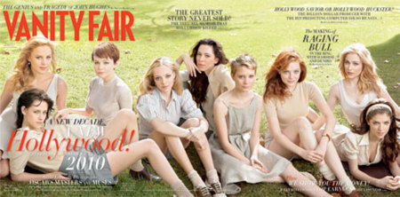 The Hollywood Issue en Vanity Fair