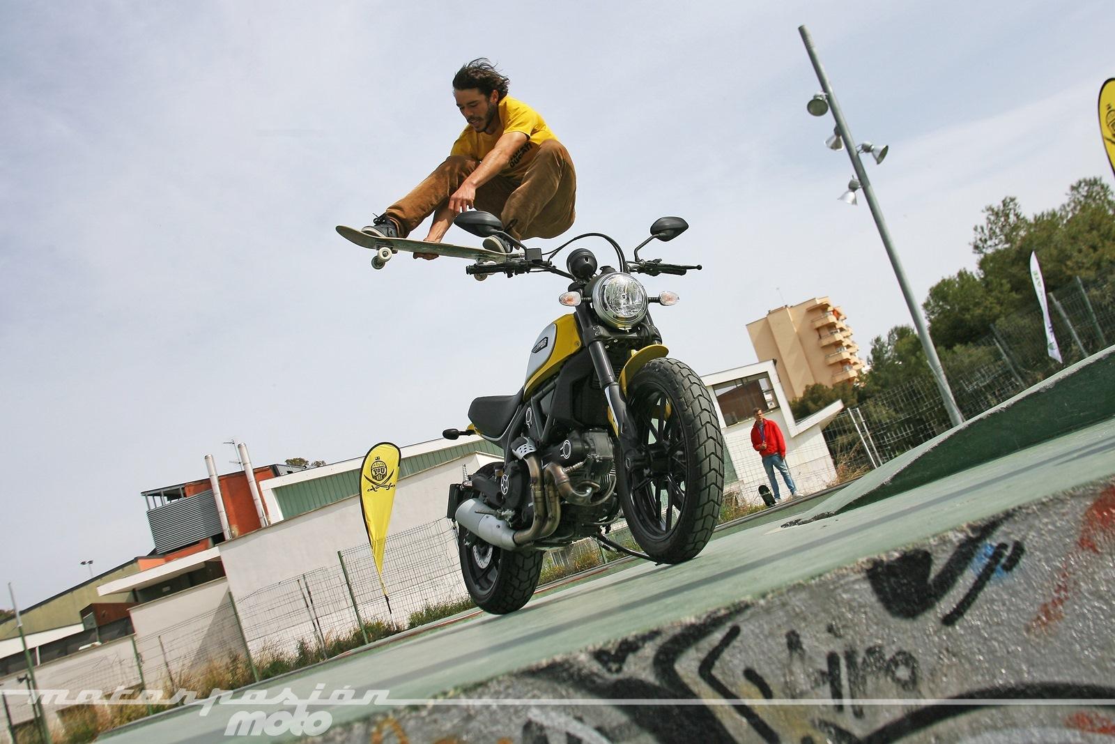 Foto de Ducati Scrambler, presentación 1 (47/67)