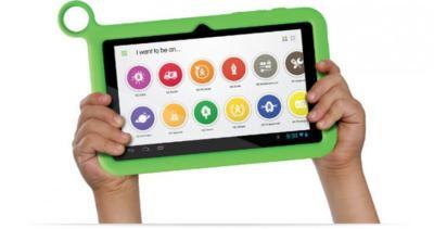 XO Tablet, dispositivo Android de la iniciativa OLPC para niños