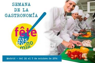 Semana de la Gastronomía Francesa en Madrid