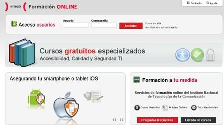 Curso online gratuito sobre seguridad en smartphones y tablets