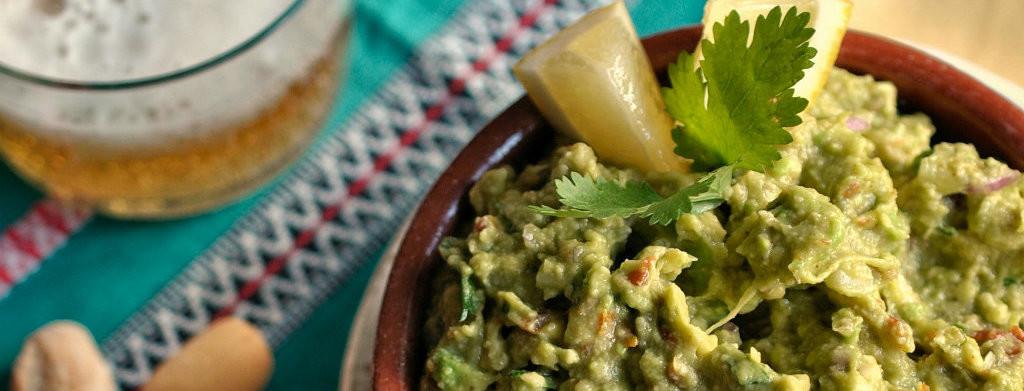 Guacamole. receta de cocina fácil 7b68fad2468