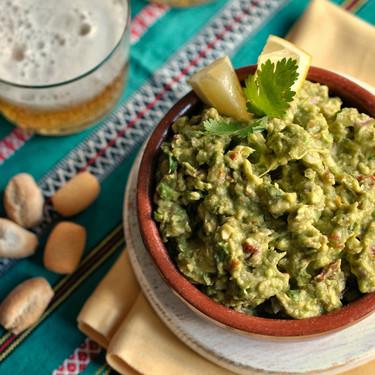 Guacamole: la mejor receta del mundo