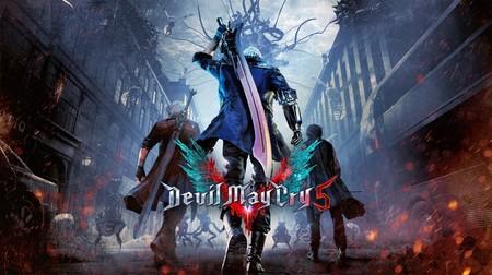 Devil May Cry 5 muestra por fin su brutal jugabilidad en estos 16 minutos de gameplay [GC 2018]
