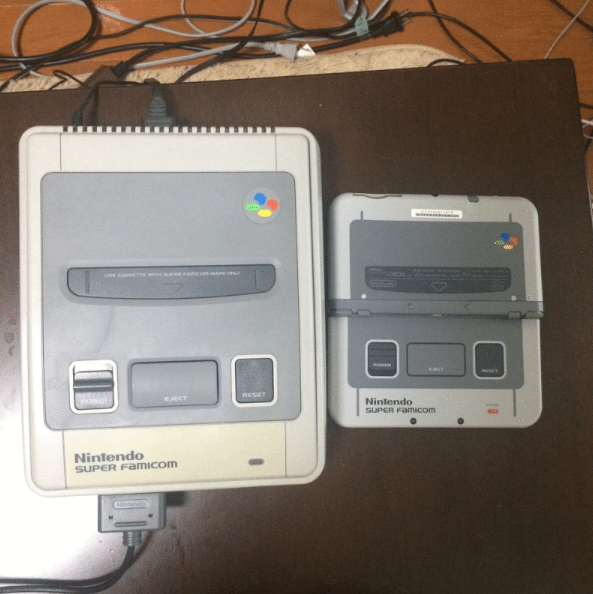 Snes Y 3ds Xl Snes