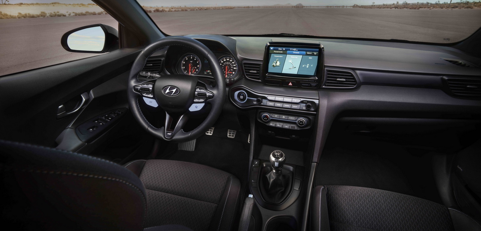 Foto de Hyundai Veloster N (17/30)