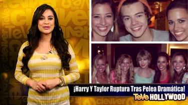 Luego que si no me creo nada:  Taylor Swift y Harry Styles rompen