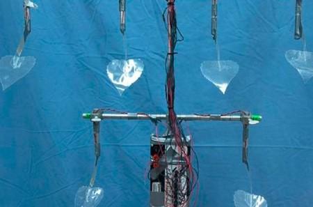 Este árbol artificial es capaz de generar electricidad