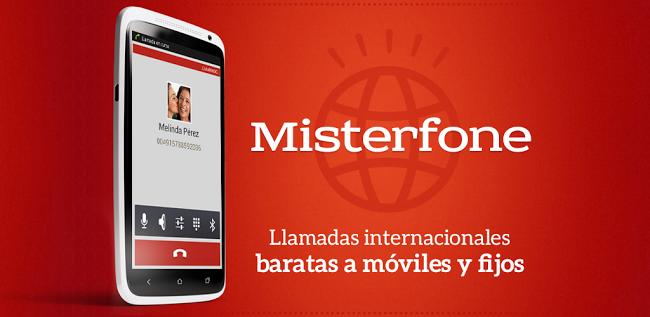 Misterfone