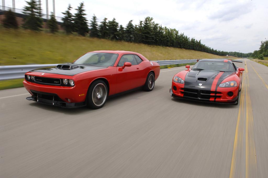 Foto de Dodge Challenger SRT10 Concept (1/8)
