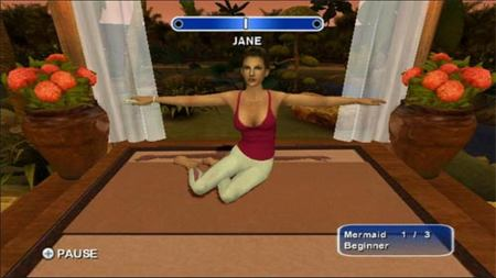 Daisy Fuentes Pilates: haciendo pilates con Wii