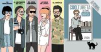Cooltureta: la nueva novela gráfica de Moderna de Pueblo