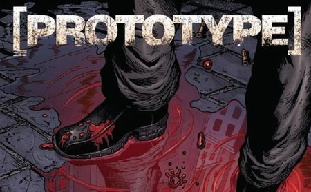 'Prototype' tendrá cómic