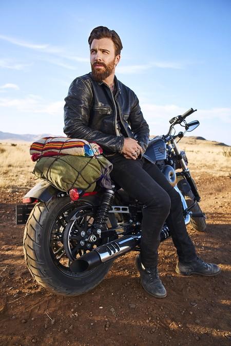 Si te gustan los peinados con volumen, te flipará la colaboración entre American Crew y Harley-Davidson