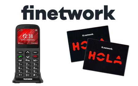 Finetwork se suma a la línea fija: llamadas ilimitadas y móvil de regalo por 9,9 euros al mes