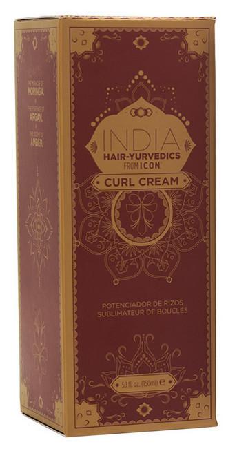 Rizos como nunca con el India Curl Cream de I.C.O.N