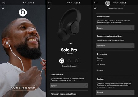 Beats Solo Pro Analisis Mexico Android App