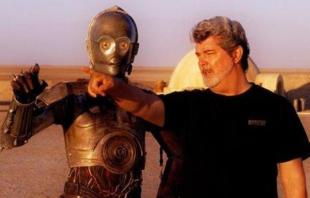 George Lucas tiene ya el guión para dos temporadas de la serie 'Star Wars'
