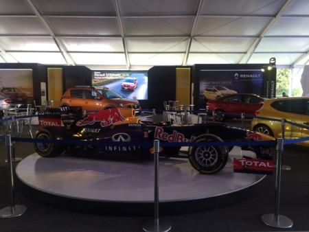 ¡Hasta F1 hubo!