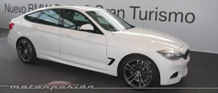 BMW Serie 3 GT, primeras impresiones en directo