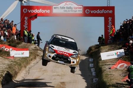 El Rally de Portugal no se mueve del sur