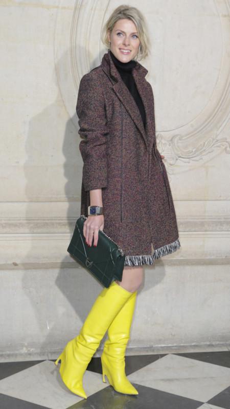Amarillo XL para Dior