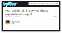El autor del gusano para el iPhone contratado por una empresa de software