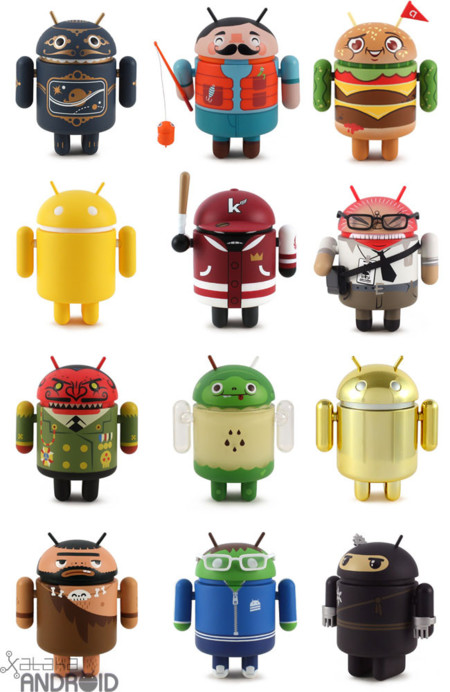 Android Mini Collectibles Series 04