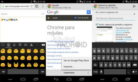 Chrome 33