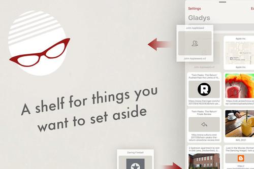 Gladys es el eslabón perdido que necesitabas en tu iPad. App de la semana