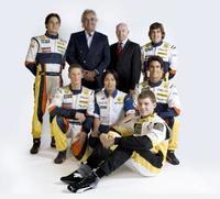 Renault se prepara para atraer patrocinador japonés