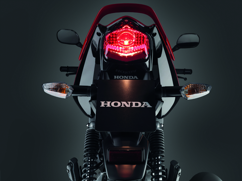 Foto de Honda CBF125 (8/12)