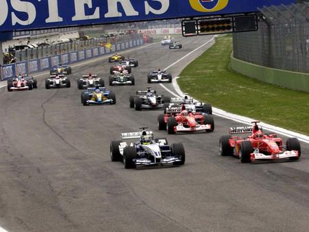 Imola F1 2003