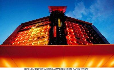 Hotel Puerta América. ¿Qué planta te gustó más?
