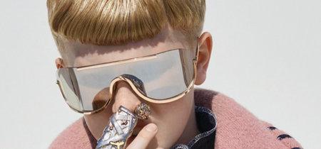 Acne Studios contrata a un modelo de 11 años para su campaña de invierno